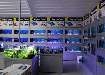 Thumbnail Retail premises for sale in Aquatics Retailer SK9, Cheshire