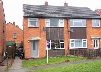 Thumbnail 3 bed semi-detached house for sale in Springhill Crescent, Madeley Telford