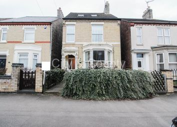 Thumbnail 4 bed property to rent in Aldermans Drive, Peterborough