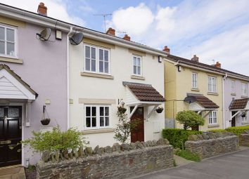 Thumbnail 4 bed town house for sale in Christchurch Avenue, Downend, Bristol