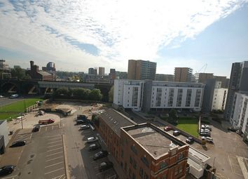 Thumbnail 2 bed flat to rent in Regent Road, Manchester