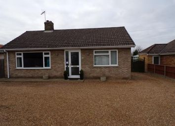 Thumbnail 2 bed bungalow for sale in Hilgay, Downham Market, Norfolk
