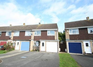 Thumbnail 3 bed end terrace house to rent in Sandown Way, Newbury