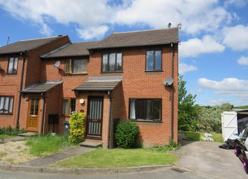 Thumbnail 3 bed semi-detached house to rent in Manor Croft, Ripley