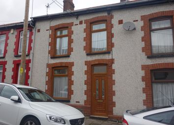 Thumbnail 3 bedroom terraced house to rent in Treharne Street, Cwmparc