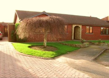 Thumbnail 2 bed bungalow to rent in Russell Walk, Messingham, Scunthorpe