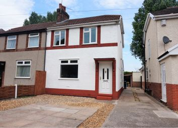 Thumbnail 3 bed semi-detached house for sale in Sealand Road, Chester
