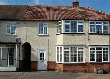 Thumbnail 3 bed terraced house to rent in Wesley Avenue, Halesowen, West Midlands