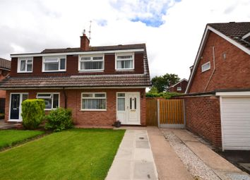 Thumbnail 3 bed semi-detached house for sale in Scotton Avenue, Little Sutton, Ellesmere Port