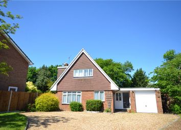 Thumbnail 3 bed detached house for sale in Badgers Holt, Yateley, Hampshire