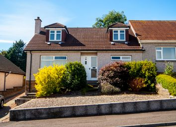 Thumbnail 4 bed semi-detached house for sale in Broomside Place, Larbert