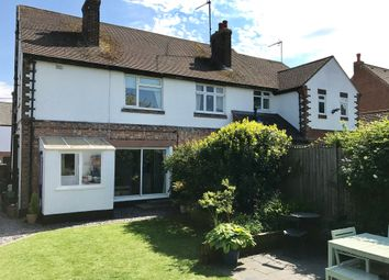 Thumbnail 3 bed semi-detached house for sale in New Road, Oundle, Peterborough