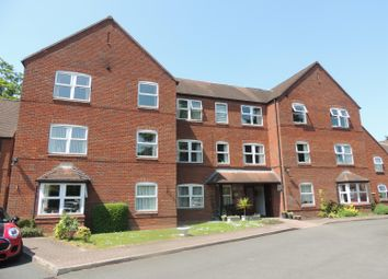 Thumbnail 2 bed flat for sale in The Cedars, Downing Close, Knowle, Solihull