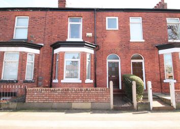 Thumbnail 3 bed terraced house for sale in Old Hall Road, Sale