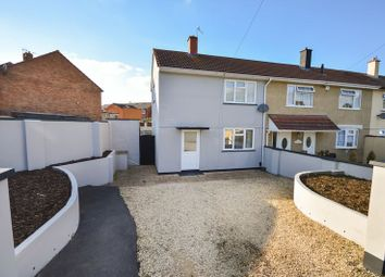Thumbnail 2 bedroom end terrace house for sale in Blackthorn Road, Hartcliffe, Bristol