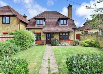 Thumbnail 4 bed detached house for sale in Hever Avenue, West Kingsdown, Sevenoaks, Kent