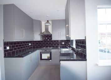 Thumbnail 3 bed flat to rent in Uneeda Drive, Greenford