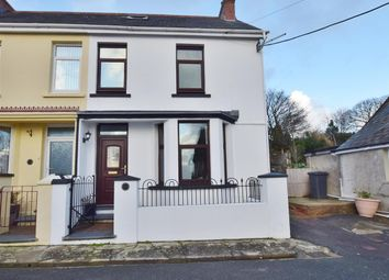Thumbnail 2 bedroom semi-detached house for sale in Stop And Call, Goodwick