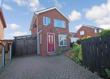 Thumbnail 3 bed detached house for sale in Crispin Way, Bottesford, Scunthorpe