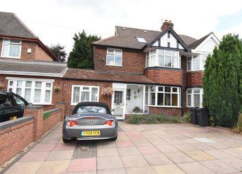 Thumbnail 4 bed semi-detached house for sale in Ventnor Avenue, Hodge Hill, Birmingham