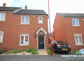 Thumbnail 3 bed semi-detached house to rent in Brindley Avenue, Edgbaston