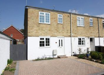 Thumbnail 3 bed terraced house to rent in Charts Close, Cranleigh