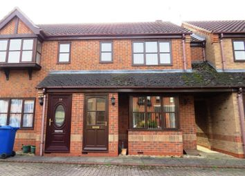Thumbnail 2 bed terraced house to rent in The Spinneys, Welton, Lincoln