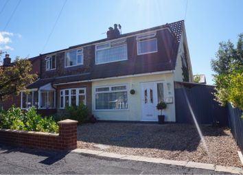 Thumbnail 3 bed semi-detached house for sale in Sylvan Grove, Preston