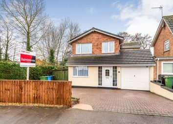 Thumbnail 4 bed detached house for sale in Wulfric Close, Penkridge, Stafford, Staffordshire