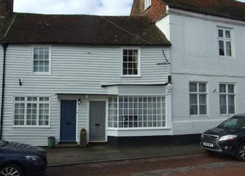 Thumbnail 2 bed terraced house for sale in High Street, Robertsbridge, East Sussex