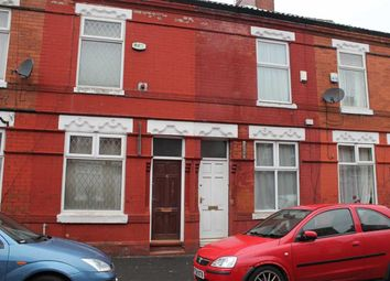 Thumbnail 2 bedroom terraced house for sale in Damien Street, Longsight, Manchester