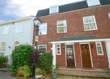 Thumbnail 4 bed terraced house to rent in Belgrave Close, Hersham, Walton-On-Thames