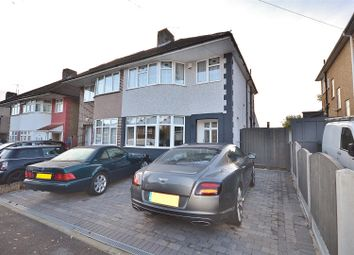 Thumbnail 3 bed semi-detached house for sale in Brunswick Gardens, Ilford