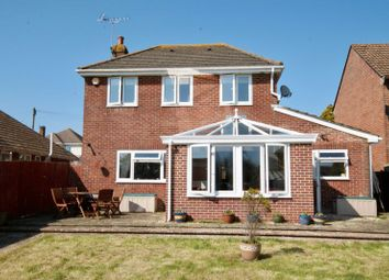Thumbnail 4 bed detached house for sale in Treves Road, Dorchester