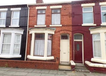 3 bed terraced house for sale in Cowley Road, Liverpool, Merseyside L4