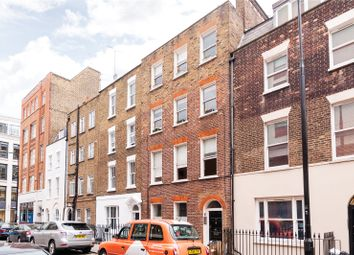 Thumbnail Property to rent in Scala Street, London