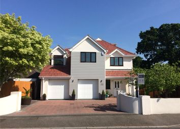 Thumbnail 5 bed detached house for sale in Pearce Avenue, Lilliput, Poole, Dorset