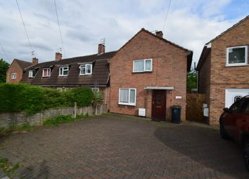 Thumbnail 2 bed terraced house for sale in Braunstone Avenue, Braunstone, Leicester