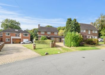 Thumbnail 4 bed detached house for sale in Burghley Avenue, New Malden