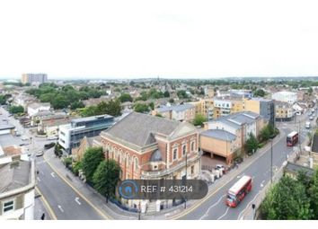 Thumbnail 2 bed flat to rent in Newgate Tower, Croydon