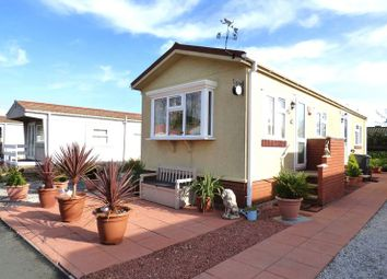Thumbnail 2 bed mobile/park home for sale in Westcliffe Drive, Morecambe