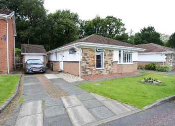 Thumbnail 3 bed bungalow for sale in Oakshaw Close, Carlisle