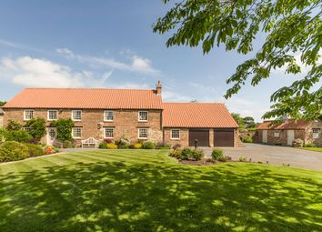 Thumbnail 4 bed farmhouse for sale in The Old Farmhouse, West High House Farm, Morpeth, Northumberland