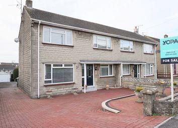 Thumbnail 3 bed semi-detached house for sale in Eastern Avenue, Monkton Park, Chippenham