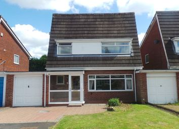 Thumbnail 4 bed detached house for sale in Southam Drive, Wylde Green, Sutton Coldfield