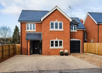 Thumbnail 4 bed detached house for sale in Church Street, Gawcott, Buckingham
