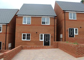 Thumbnail 3 bed detached house for sale in Silverbirch Close, Hartshill, Nuneaton, Warwickshire