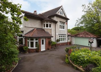 Thumbnail 6 bedroom detached house for sale in Queen Victoria Road, Totley Rise, Sheffield
