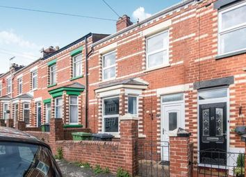 Thumbnail 3 bed terraced house for sale in St Thomas, Exeter, Devon