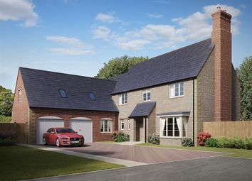 Thumbnail 5 bedroom detached house for sale in Hampton Drive, Kings Sutton, Banbury